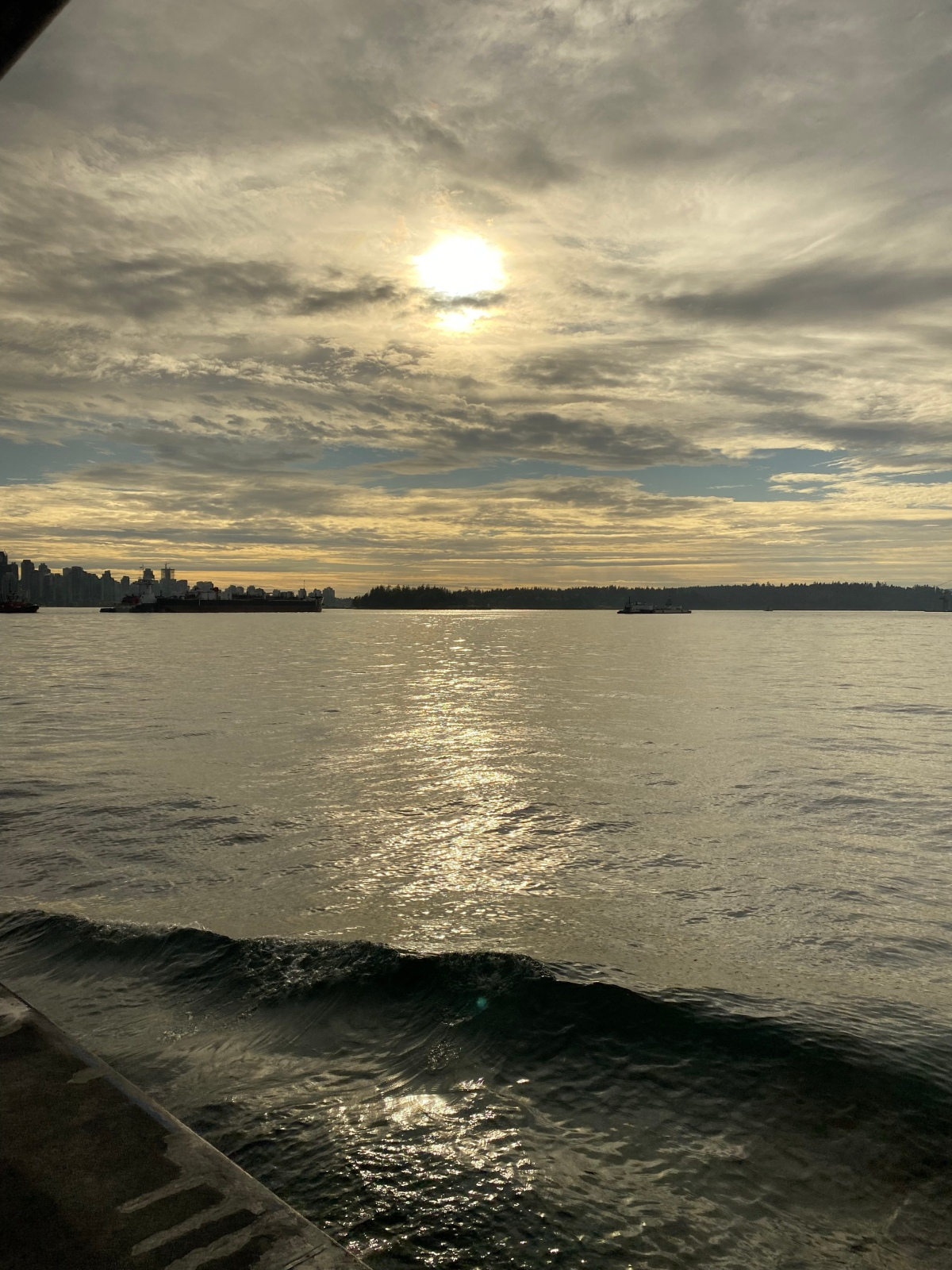 Photo Of The Day: Sunset Across TheWater